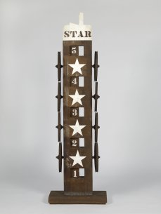Robert Indiana's Star