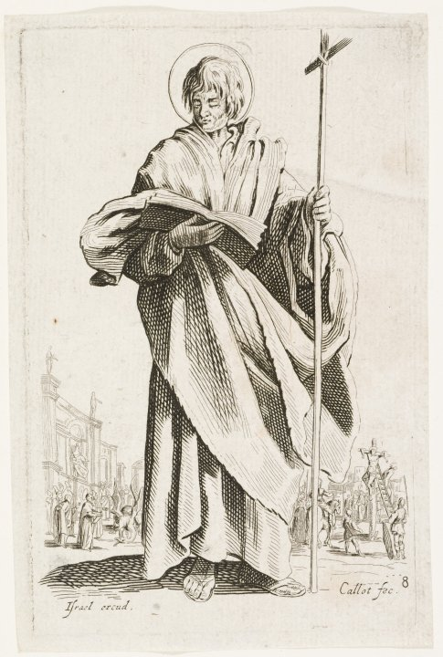St. Philip from the series The Large Apostles