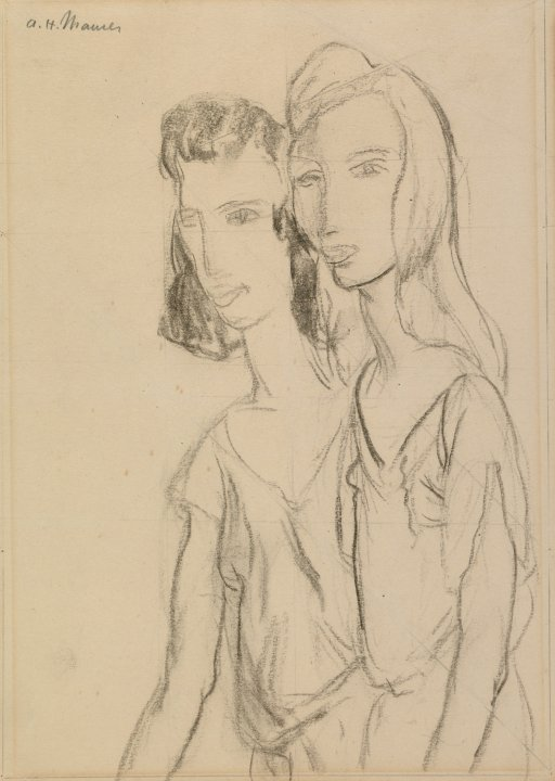 Study of Two Girls