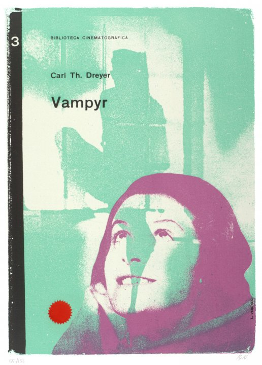 Vampyr from the portfolio In Our Time: Covers for a Small Library After the Life for the Most Part
