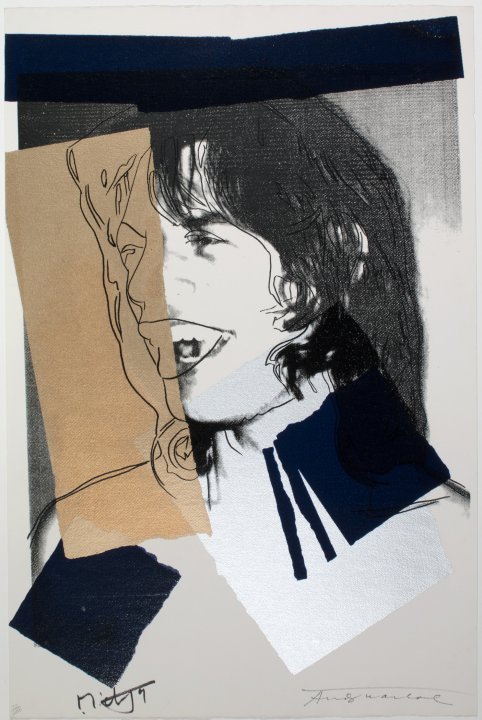 Untitled from the portfolio Mick Jagger