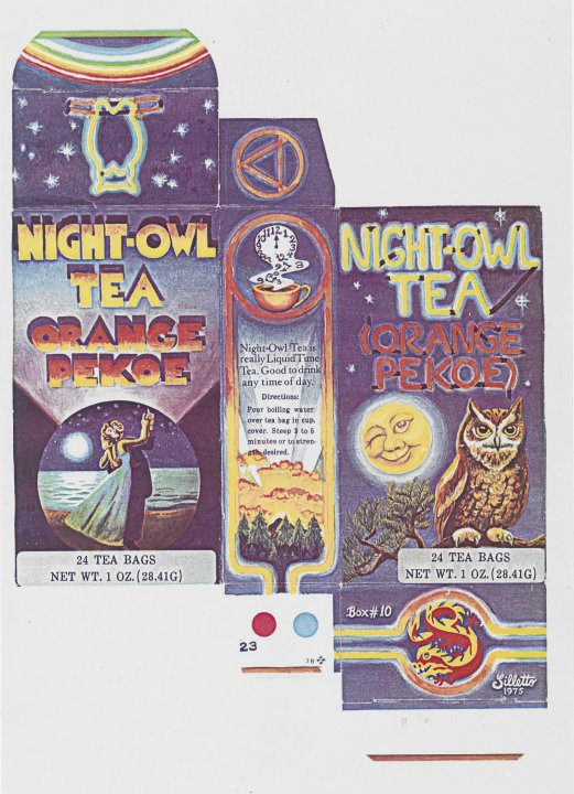 Tea Brand Night-Owl