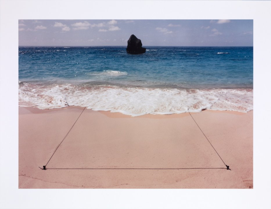 Triangle, Bermuda from the series Altered Landscapes