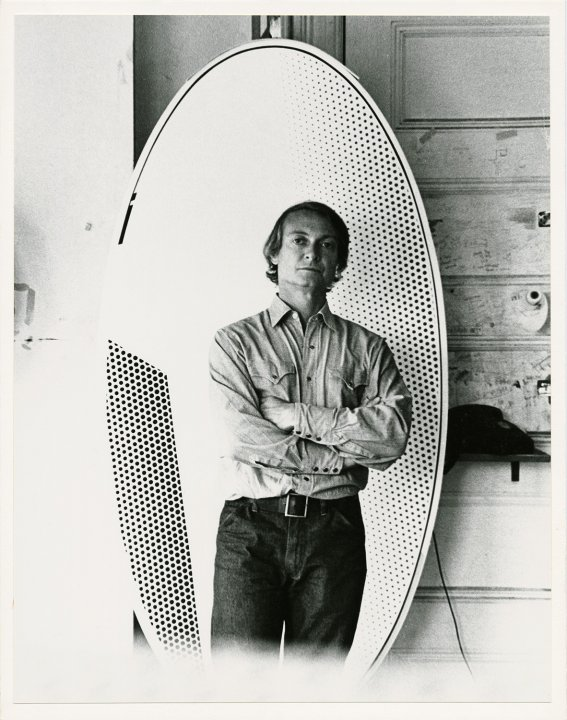 Renate Ponsold's Roy Lichtenstein, 1971