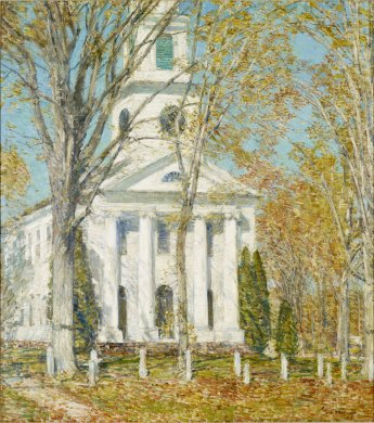 Church at Old Lyme, Connecticut