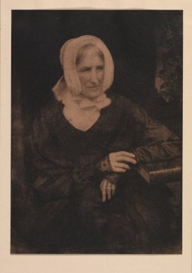 Portrait of Mrs. Bertram