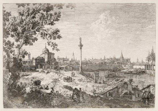 Capriccio with Reminiscences of Padua (?)
