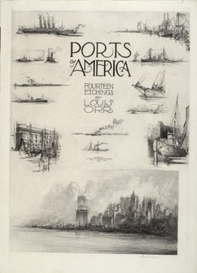 [Title Page] from the portfolio Ports of America