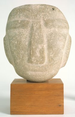 Mask Head of a Man