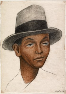 Man with a Grey Hat