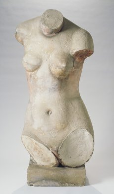 "Torso (Fragment from the ""Homage a Cezanne"")"