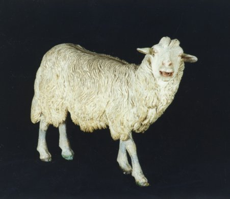 Standing Lamb from Crèche