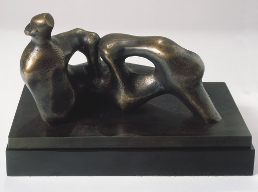 Reclining Figure: Holes