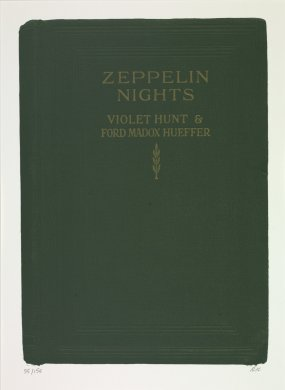 Zeppelin Nights from the portfolio In Our Time: Covers for a Small Library After the Life for the Most Part