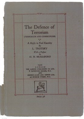 The Defence of Terrorism from the portfolio In Our Time: Covers for a Small Library After the Life for the Most Part