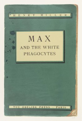 Max and the White Phagocytes from the portfolio In Our Time: Covers for a Small Library After the Life for the Most Part