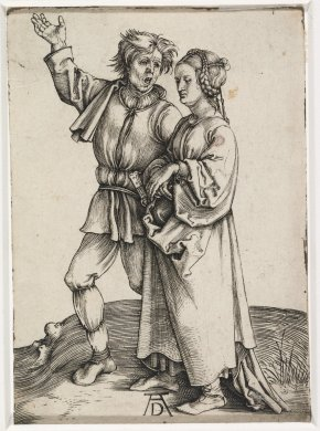 Peasant and Wife