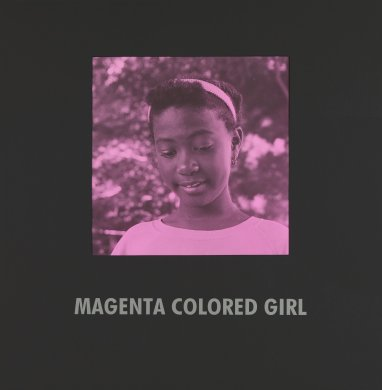 Magenta Colored Girl