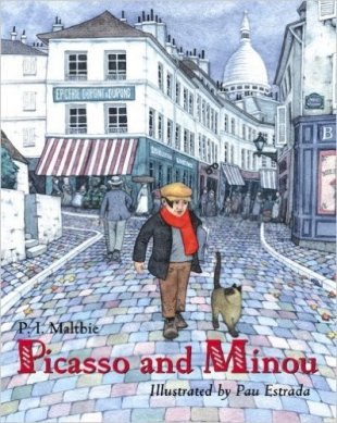 Cover of the book Picasso and Minou