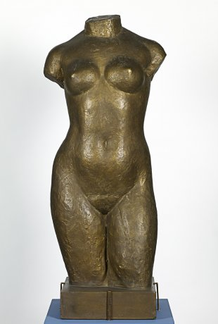 Aristide Maillol, Torso, before 1925