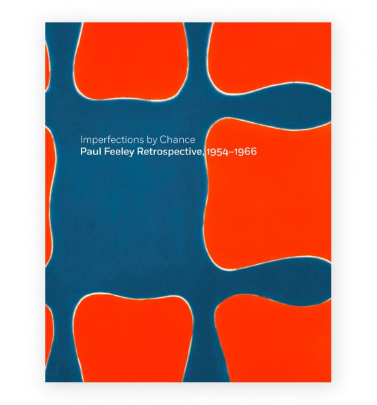 Cover of Imperfections by Chance: Paul Feeley Retrospective, 1954–1966