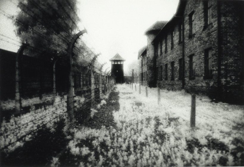 Exterior, Auschwitz Concentration Camp, Poland
